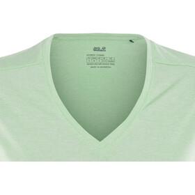 Jack Wolfskin Crosstrail T-Shirt Damen pale mint